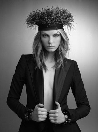 Maison Michel Enlists Karl Lagerfeld and Crew for Fall 2009 Lookbook