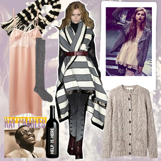 Winter Fashion Mood Board | Winter 2012
