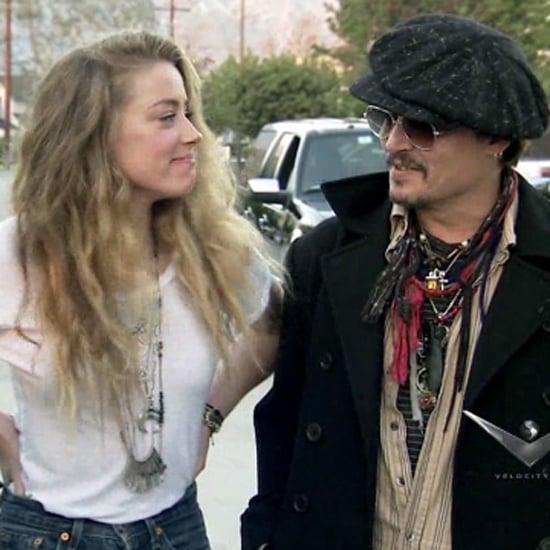 Johnny Depp Pranks Amber Heard on Overhaulin | Video
