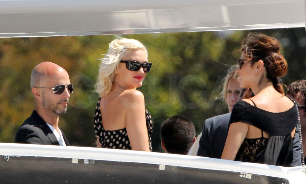 Pictures of Gwen and Gavin
