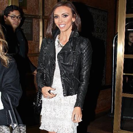 Celebrities Wearing Leather Jackets
