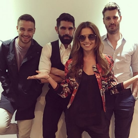 Cheryl Fernandez-Versini Posts Photo With Liam Payne