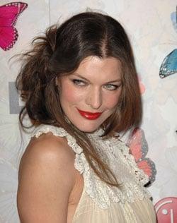 Milla Jovovich Hasn't Always Been Financially Secure