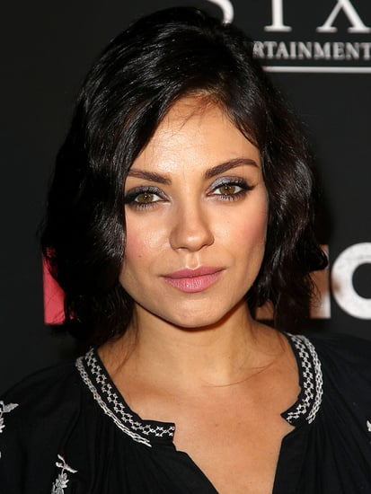 Mila Kunis Rocks a Short Hairdo at Bad Moms Premiere