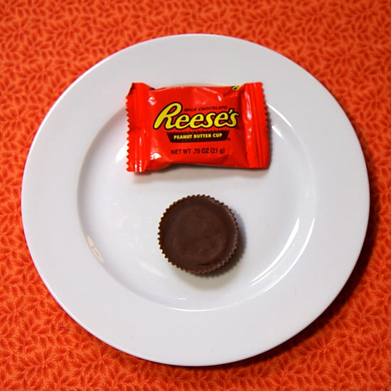 Snickers, Reese's, or M&M's! Find Out What 100 Calories Really Looks Like