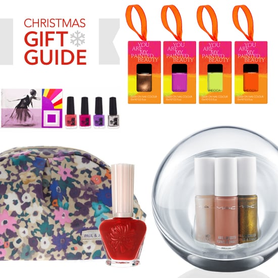 2011 Christmas Gift Guide: Nail Polish Sets