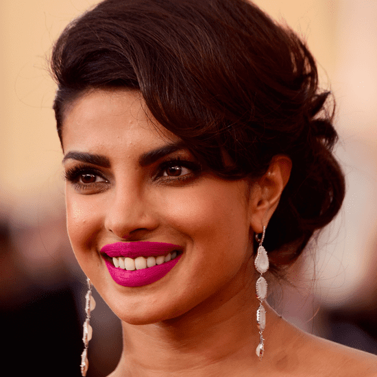 Priyanka Chopra's Hair and Makeup at the 2016 SAG Awards