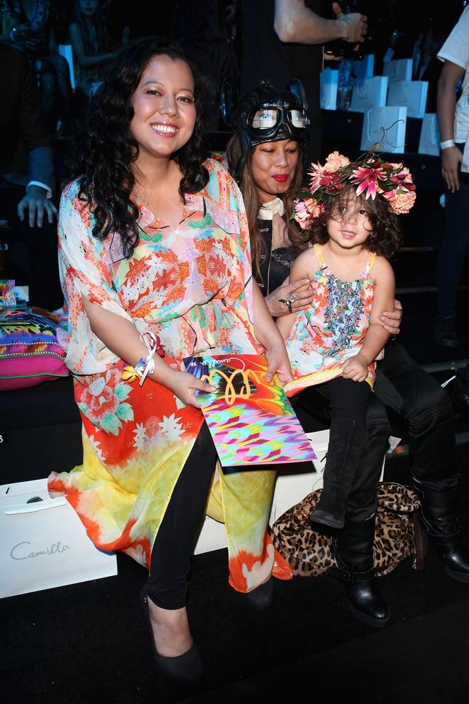 Mahalia Barnes at Camila