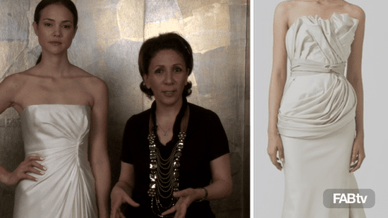 Reem Acra Contest Giveaway and How to Find the Perfect Wedding Dress
