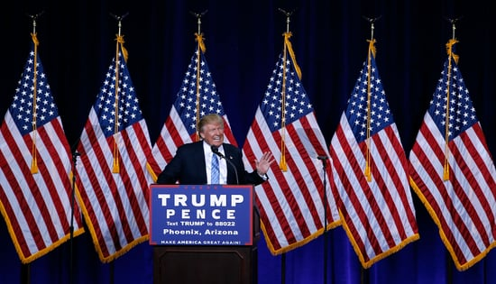 Donald Trump's Arizona Immigration Speech