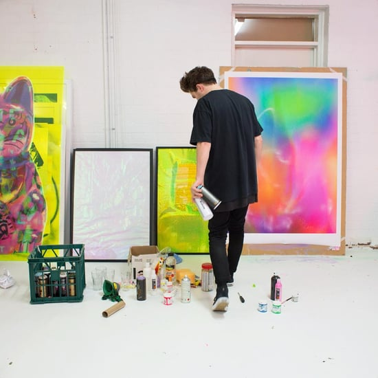 Emerging Artists on Instagram