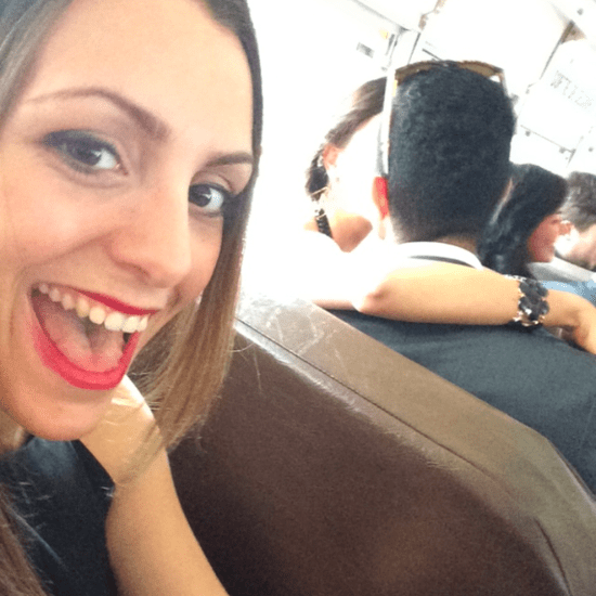 Woman Photobombs Couples Making Out