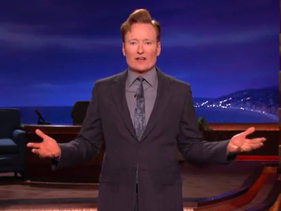 Conan O'Brien Addresses Gun Violence in Opening Monologue Following Orlando Shooting: 'It's Time to Grow up and Figure This Out'
