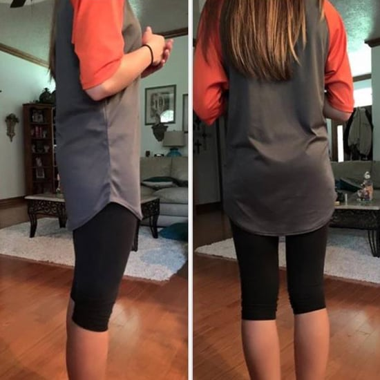 High School Girl Sent Home For Outfit