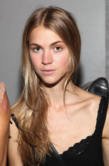 Charlotte Ronson Hair and Makeup Spring 2013