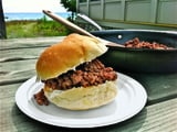 The Batali Brothers Cookbook Sloppy Joes