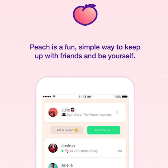 How to Use Peach App