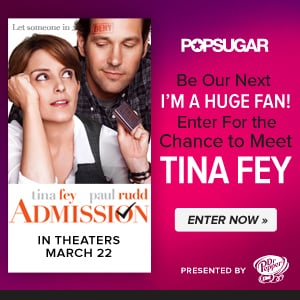 Enter For a Chance to Meet Tina Fey!