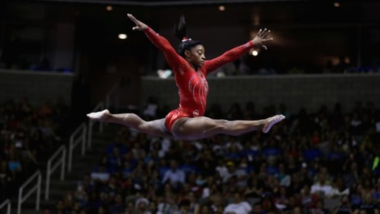 Gymnastic Leotards' Best Moments in History