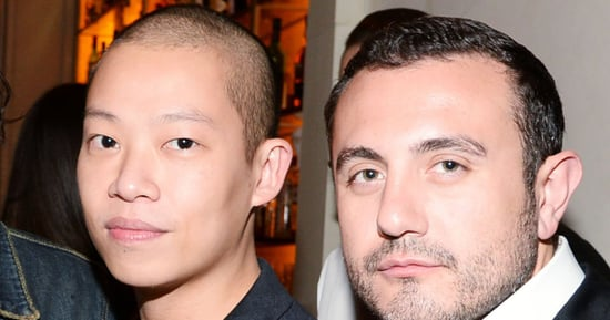 Fashion Designer Jason Wu Marries Longtime Partner Gustavo Rangel