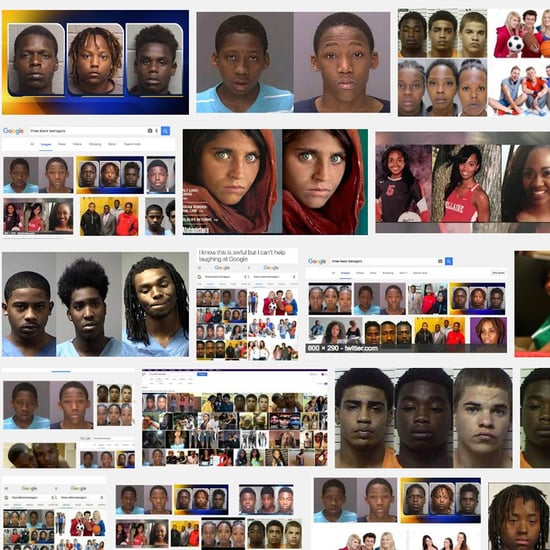 Google Search Black Teenagers