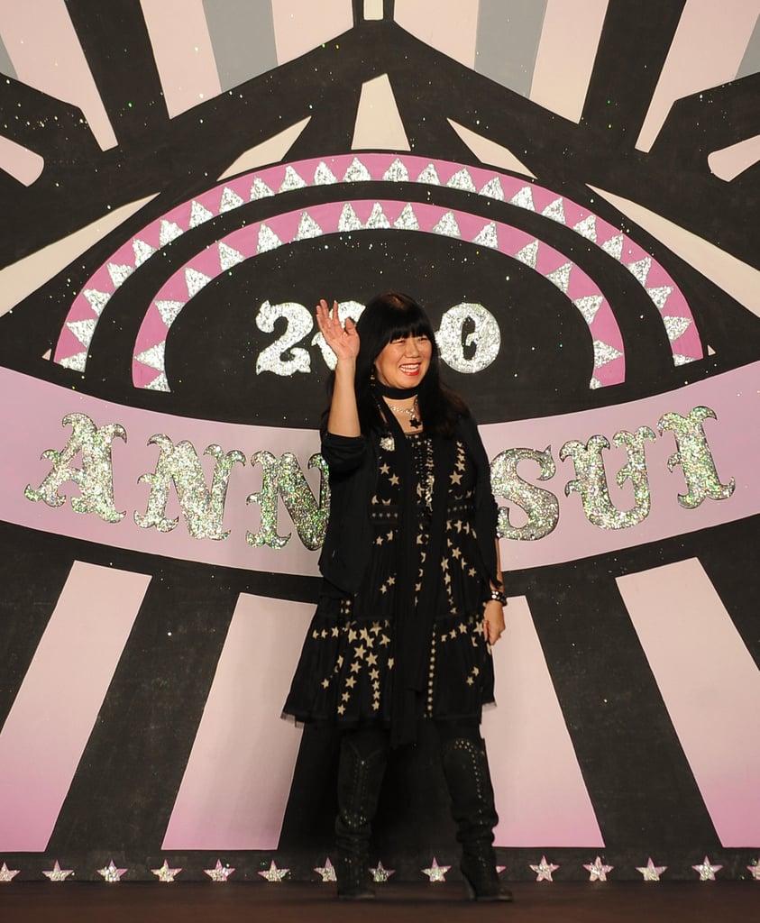 New York Fashion Week: Anna Sui Spring 2010