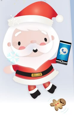 Get a Call From Santa