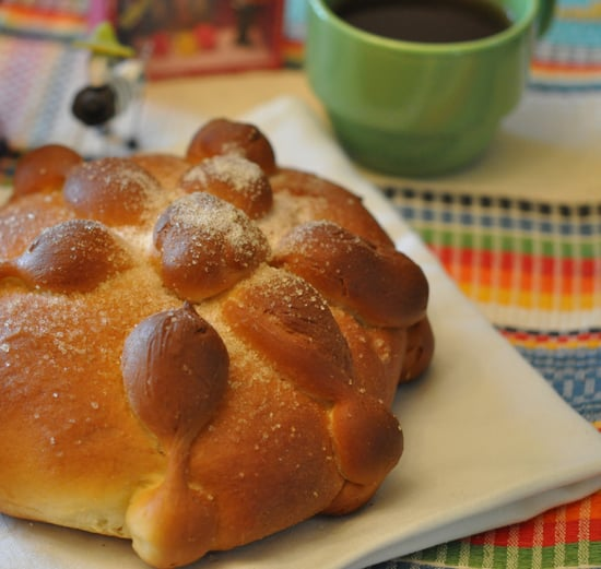 Mexican Day of the Dead Bread Recipe