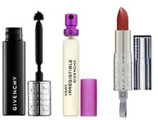Saturday Giveaway! Givenchy Phenomen'eyes Mascara, Rouge Interdit Shine Lipstick, and Very Irrestistible Givenchy to Go