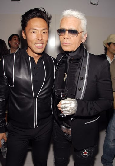 Karl Lagerfeld, Stephen Gan Make Up Label, Poupou Lapin