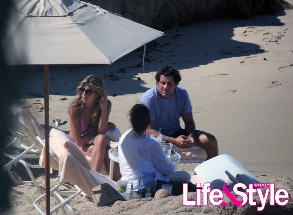 Jennifer Aniston Always Finds Time For Beach and Bikinis