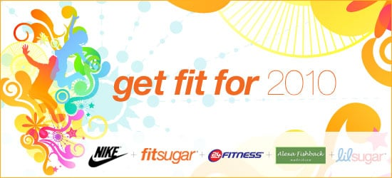 Get Fit For 2010 Giveaway Grand Prize Winner