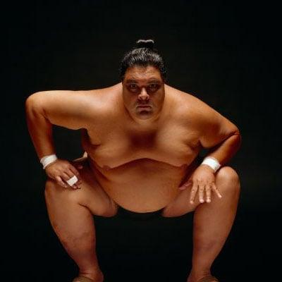 Sumo Wrestler!