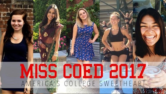 Today's Miss COED 2017 Contestants Hail From UNT, Hofstra & More