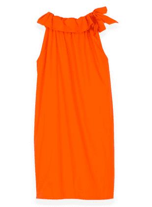 Fab Finger Discount: Liz Claiborne Stretch Poplin Sack Dress