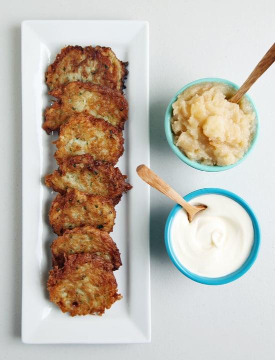 Classic: Potato Latkes