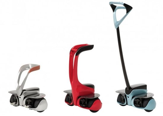 Daily Tech: Toyota's Winglet to Take on the Segway