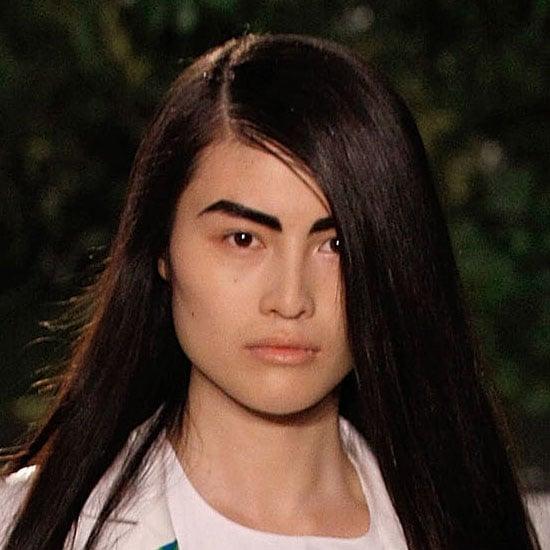 Altuzarra Spring 2012: Makeup Inspired by Elizabeth Taylor
