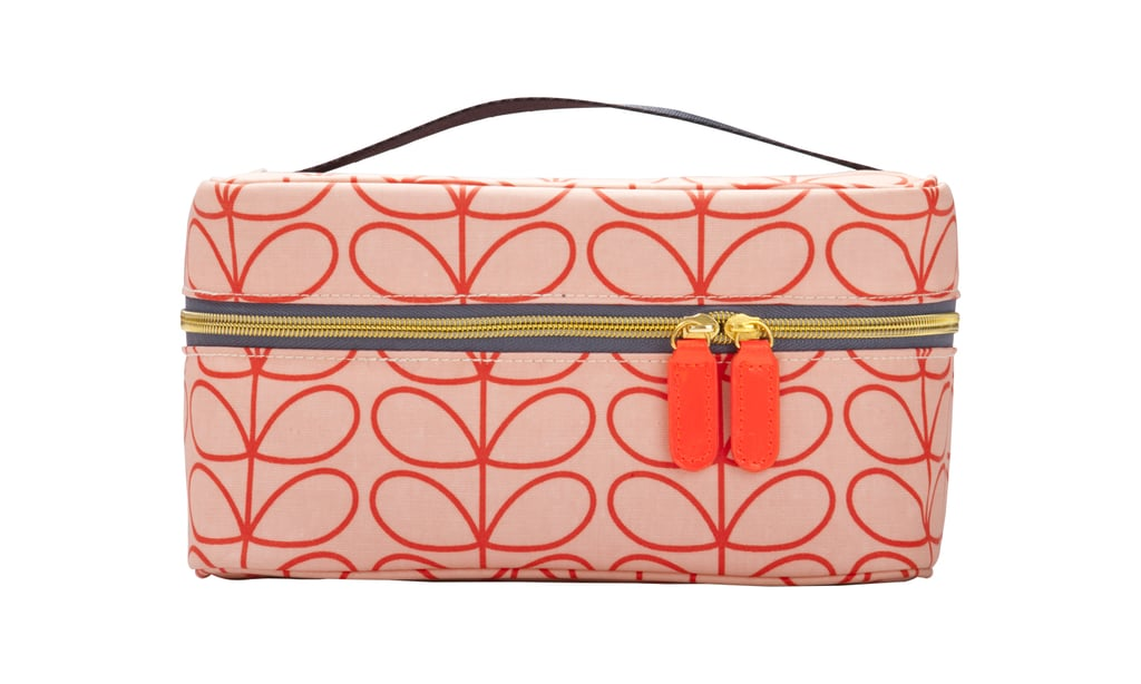 Orla Kiely Etc. Poppy Train Case