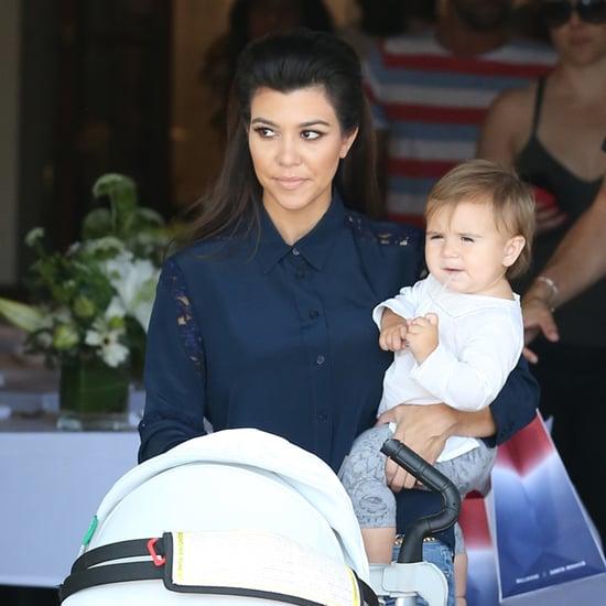Kourtney Kardashian's Parenting Problem
