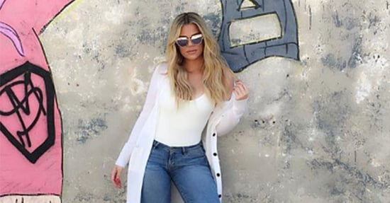 Bodysuit Queen Khloe Kardashain's Tips for Rocking a Curve-Hugging One-Piece