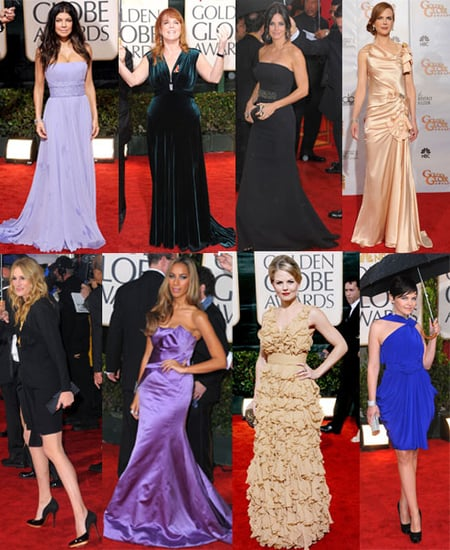 Who Made Our Worst Dressed List From 2010's Golden Globes? All the pics!