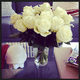 If we got roses from Victoria Beckham like Ariel Foxman did, we would show them off too.  Source: Instagram user afoxman