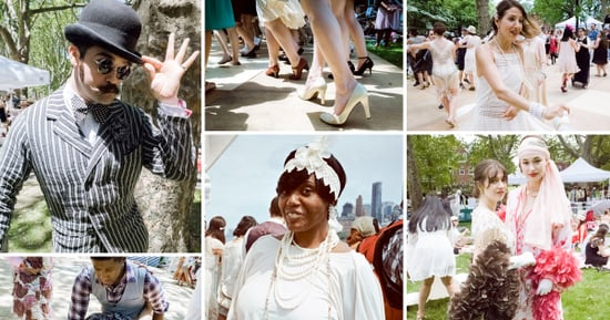 Street Style: Welcome to the Roaring 20s