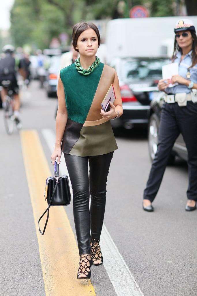 Milan Fashion Week Spring 2013