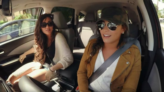 Demi Lovato Does 'Undercover Lyft' and Hilariously Surprises Fans, Sings 'Camp Rock' Songs With Them