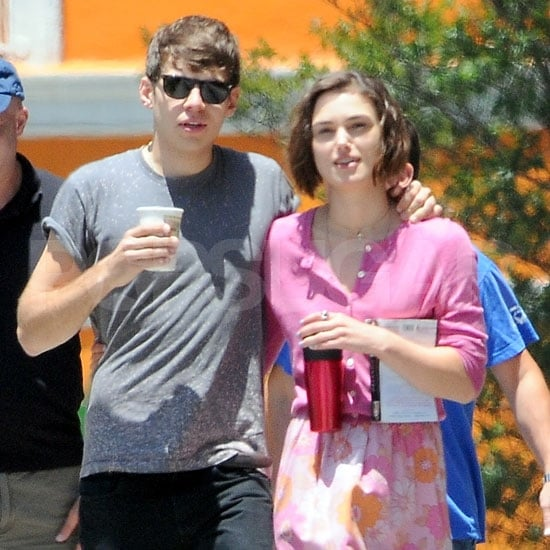 Keira Knightley Gets Love From James Righton Ahead of His Festival-Filled Summer