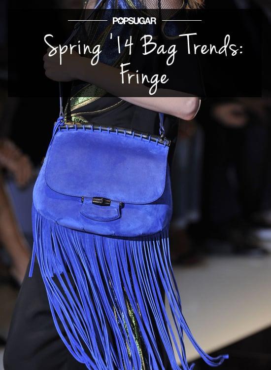 Spring Bag Trend No. 1: Fringe