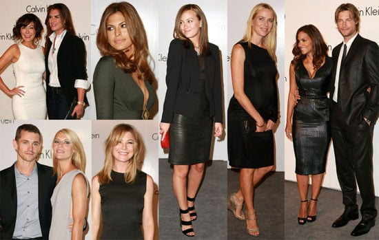 Photos of Calvin Klein's Star-Studded 40th Anniversary Party in New York City