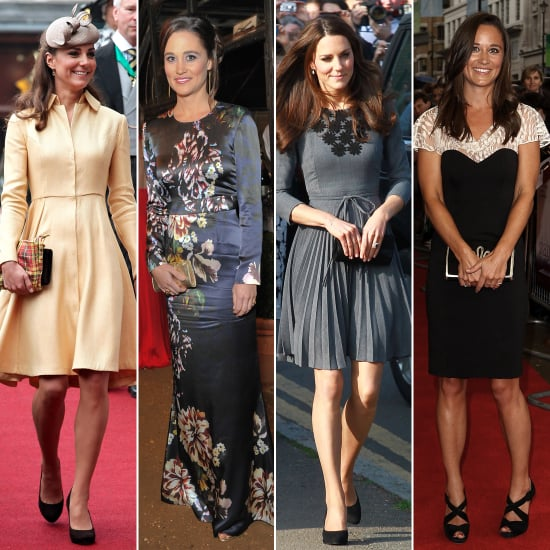 Sisters in Style: The Middleton-Approved British Fashion Labels